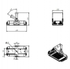 Светодиодный светильник Ex-ДПП 07-85-50-Ш2