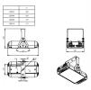 Светодиодный светильник Ex-ДПП 07-130-50-Г60