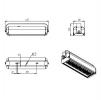 Светодиодный светильник Ex-FBL 07-35-50-К15