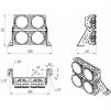 Светодиодный светильник FHB 19-920-850-C120