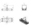 Светодиодный светильник Ex-ДПП 07-137-50-Д120