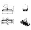Светодиодный светильник Ex-ДПП 17-100-50-Г60