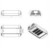 Светодиодный светильник Ex-ДКУ 07-78-50-Д120