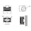 Светодиодный светильник ДБУ 07-70-850-К15