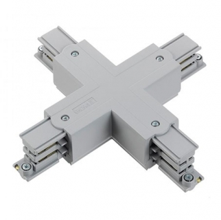 Соединение угловое Х-образное для  3-ех фазных шинопроводов F-XTS-38-1