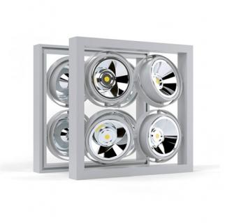 Светодиодный светильник SOFIT P 2X2