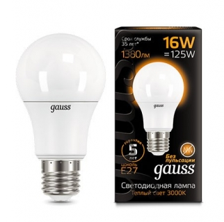 Лампа Gauss LED A60