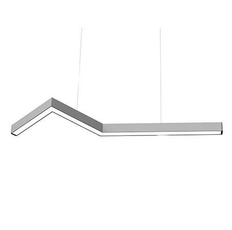 Светодиодный светильник LINER-ZIG SLIM 20