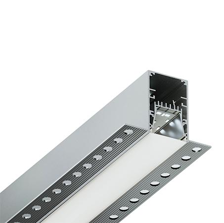 Светодиодный светильник LINER/VZ40-S20 под штукатурку