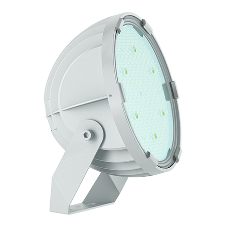 Светодиодный светильник FHB 46-150-850-F15-AB на кронштейне